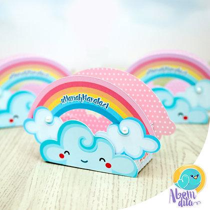 Caixa Nuvem - Chuva de Amor - 20 unidades