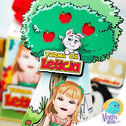Caixa Árvore - Turma da Mônica - 20 unidades