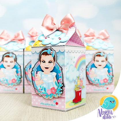 Caixa Milk - Chuva de Amor - 20 unidades