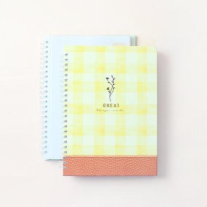 Caderno | Great