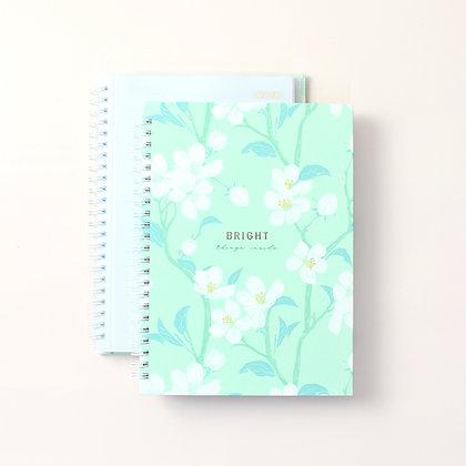 Caderno | Bright