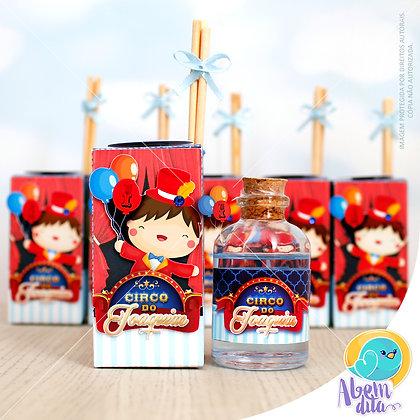 Mini Aroma Stick - Circo - 20 unidades