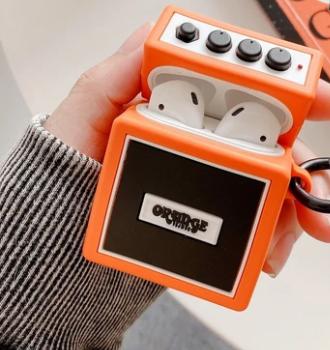 """Amp """"Speaker"""" Airpods Case"""
