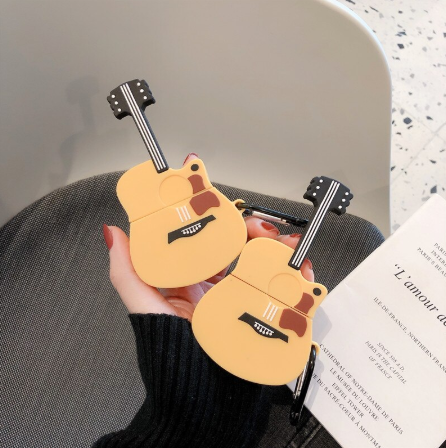 Guitar Airpods Case