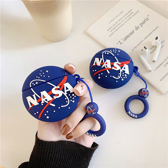 Space AirPods Case