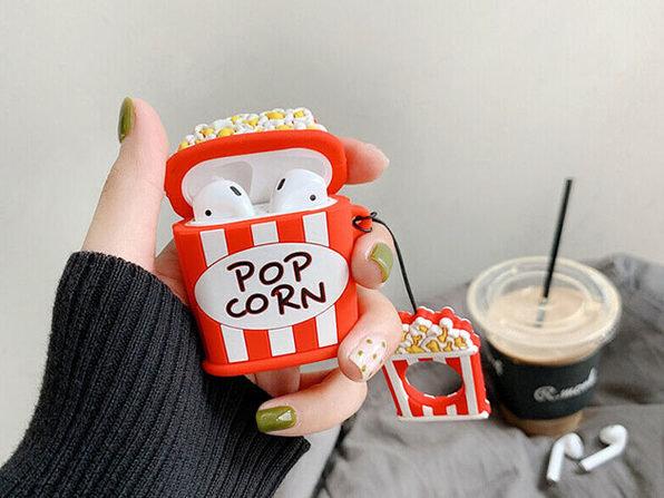 Popcorn AirPods case