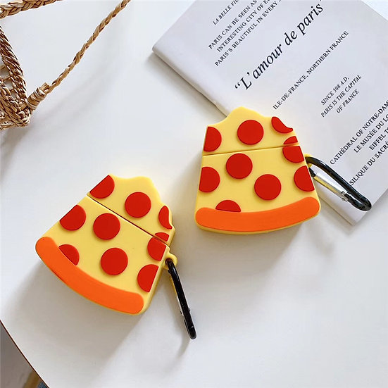 Pizza AirPods Case