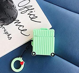 Suitcase Airpods Case