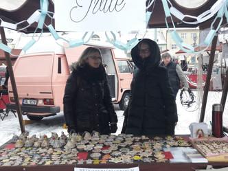 Julie na Adventním trhu byla úspěšná