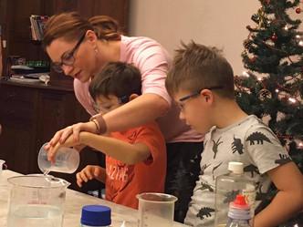 Zábavná věda pro děti i klienty