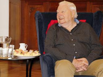 Čaj o desáté s Karlem Weinlichem