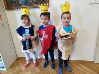 U nás již Tři králové byli...