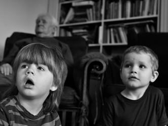 Navštívil nás klaun Mireček a umělecká fotografka Snežana Nikolić