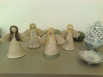Keramika pro seniory v Julii