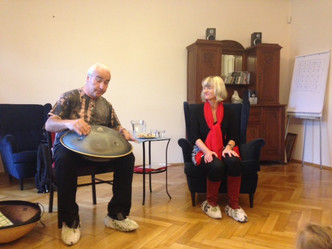 Čaj o desáté s Jitkou Morávkovou a Jiřím Šámalem