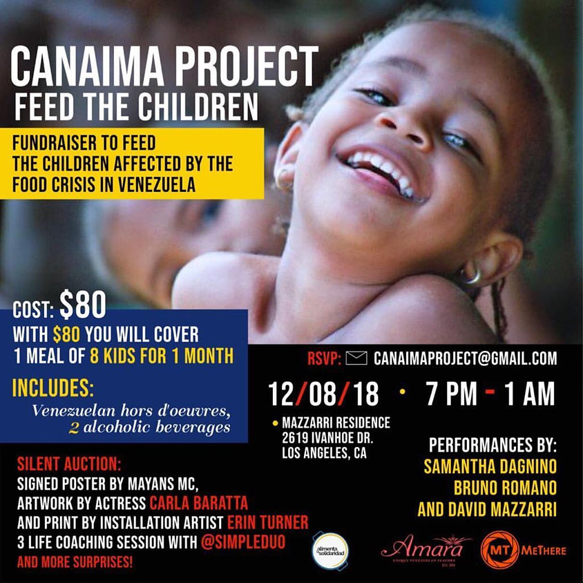CANAIMA PROJECT: Feed the Children