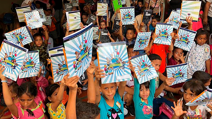 A Notebook For Venezuela