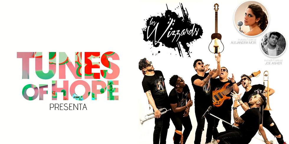 Tunes of Hope: Los Wizzards