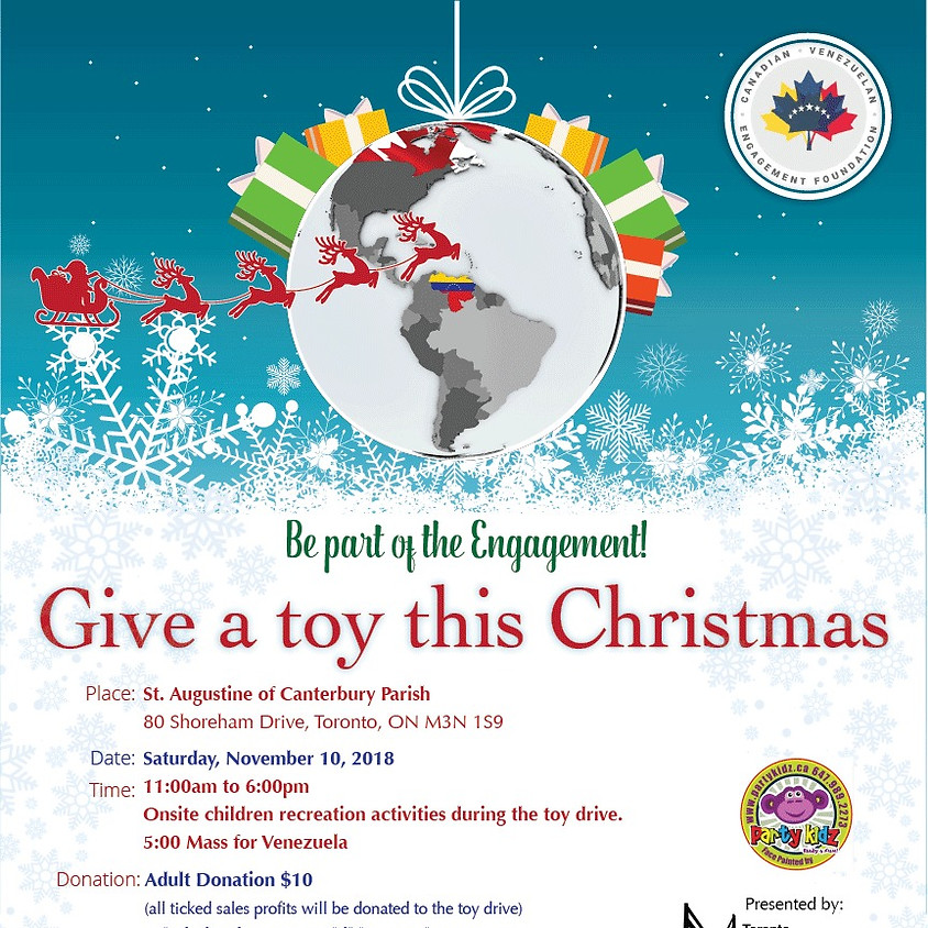 GIVE A TOY THIS CHRISTMAS