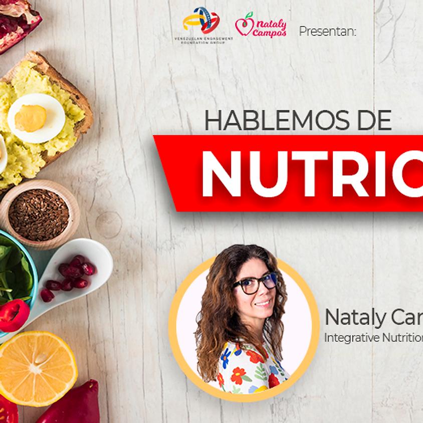 HABLEMOS DE NUTRICIÓN