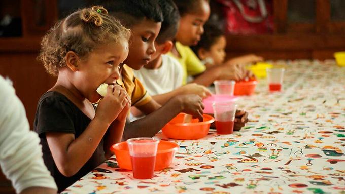 Feeding Smiles Program - Gleaners Canada