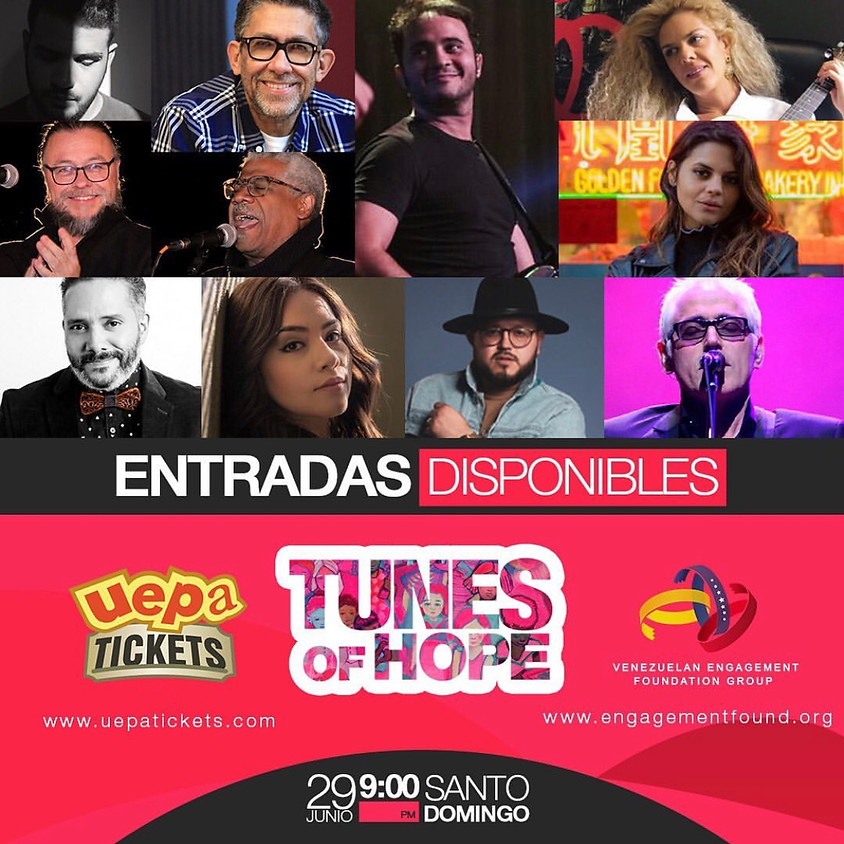 TUNES OF HOPE - RD