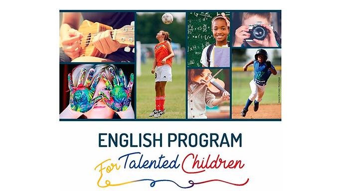 English Program For Talented Children