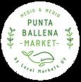 Copia de Isologotipo Pta. Ballena Market