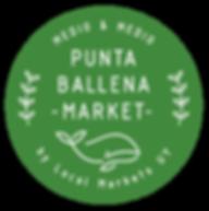 Isologotipo Pta. Ballena Market - Baja C
