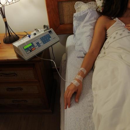 Ozonoterapia Covid19+ a domicilio
