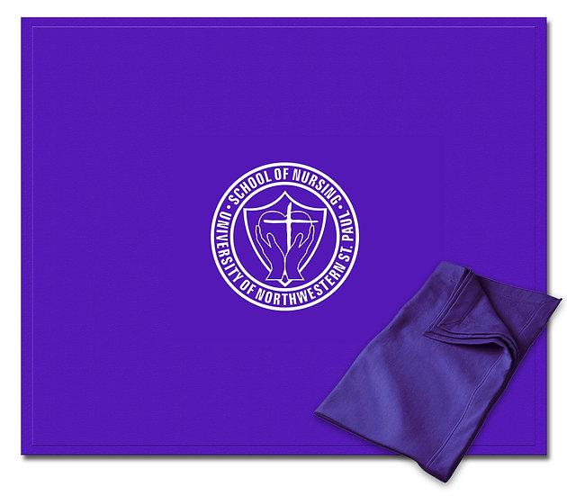 UNW Purple Stadium Blanket