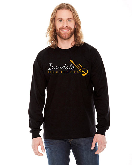 Irondale American Apparel Unisex Long sleeve T-shirt