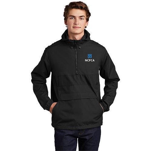 NCFCA Sport-Tek® Zipped Pocket Anorak