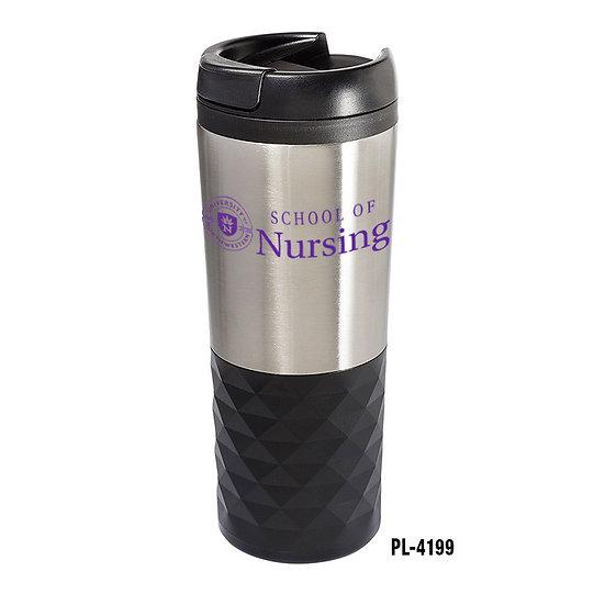 UNW 16 oz. Travel Coffee Tumbler