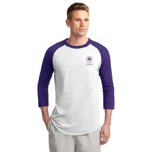 UNW 3/4-Sleeve Baseball shirt