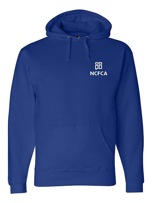NCFCA Premium Royal Sport Hoodie