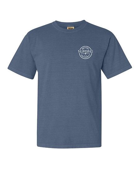 Bethel Nursing Garment-Dyed Heavyweight T-Shirt