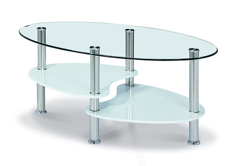 Hurst Coffee Table High Gloss White