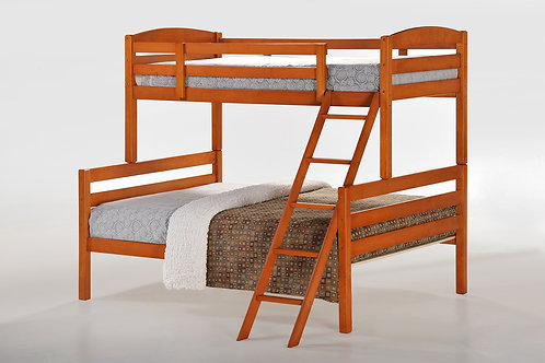Tripoli Solid Wood Triple Sleeper Cherry