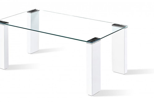 Rohan Coffee Table White High Gloss