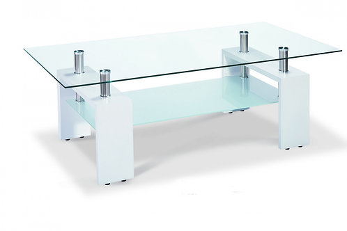 Telford Coffee Table High Gloss White