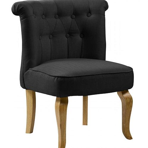 Pembridge Fabric Chair Black