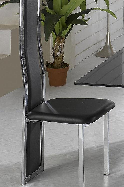 Trinity Dining Chair Chrome