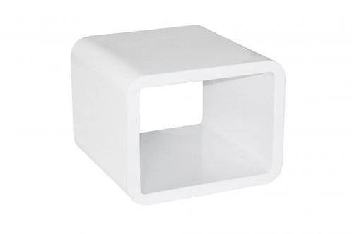 Condor High Gloss Lamp Table White
