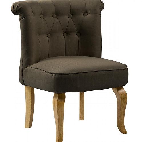 Pembridge Fabric Chair Brown