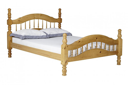 Padova Pine Single Bed