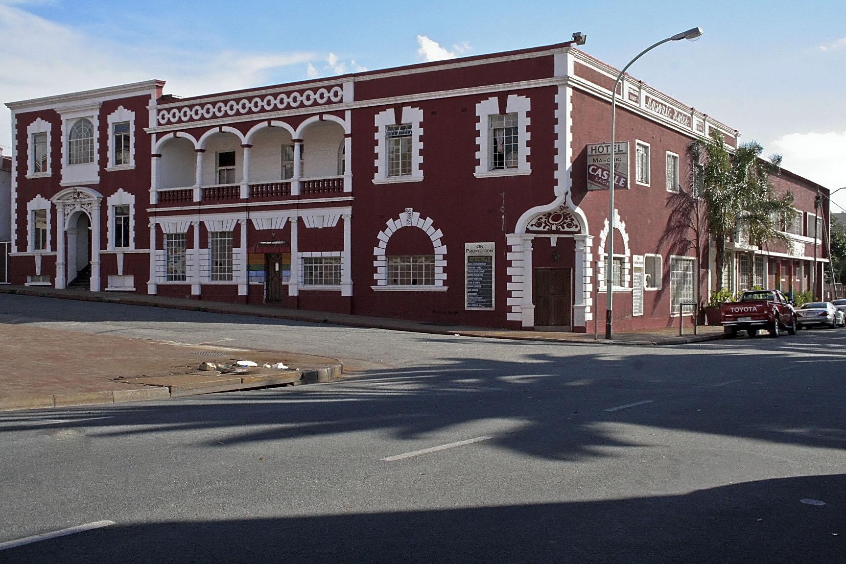 Boksburg motel
