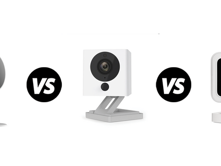eco4life – 8C IP security Camera VS. WYZE CAM V2 and V3 Comparison: