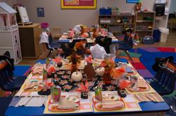 Thanksgiving at School
