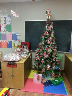 School Nutcraker Christmas Party